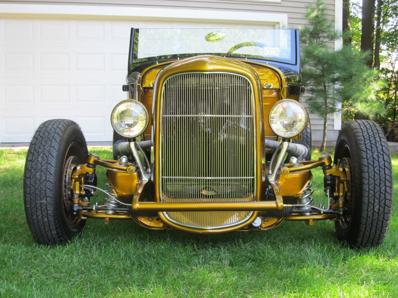 Ford 1931 Hot rod - Page 5 238