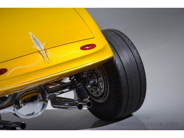 1933 Ford Custom Hot Rod - Screamin' Kat - Rick Dore 243