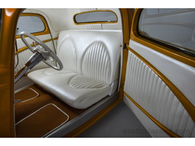 1933 Ford Custom Hot Rod - Screamin' Kat - Rick Dore 244