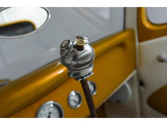 1933 Ford Custom Hot Rod - Screamin' Kat - Rick Dore 245