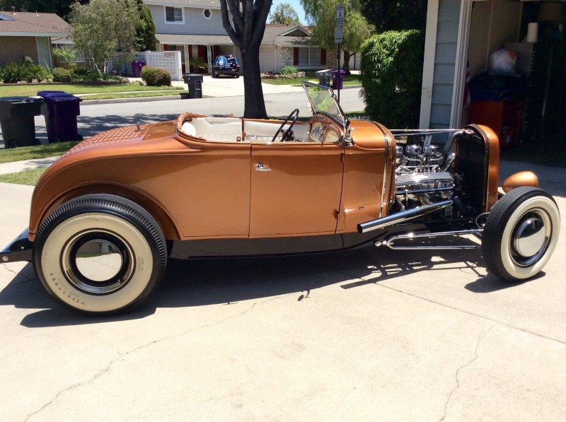 Ford 1931 Hot rod - Page 5 250