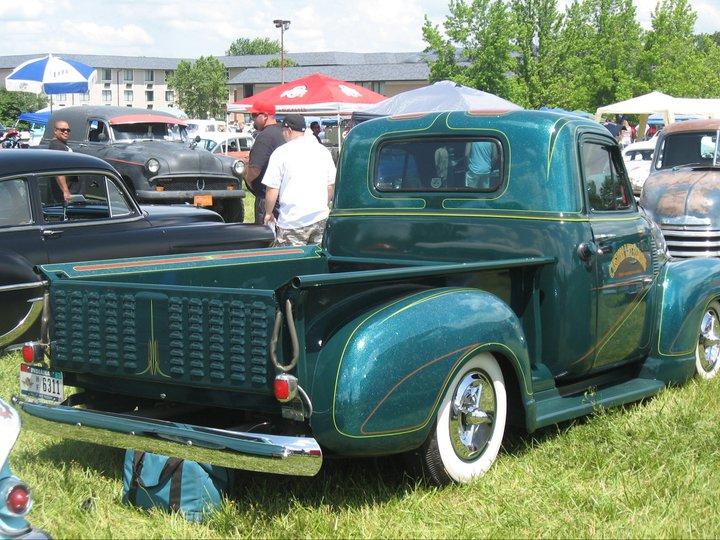 Chevy Pick up 1947 - 1954 custom & mild custom - Page 4 26822010
