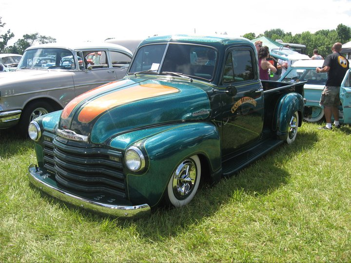 Chevy Pick up 1947 - 1954 custom & mild custom - Page 4 26836210