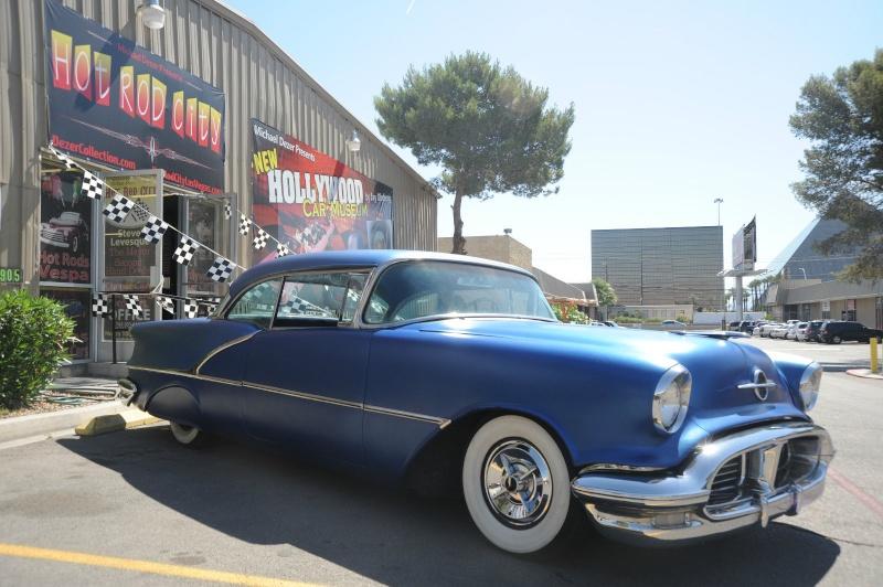 Oldsmobile 1955 - 1956 - 1957 custom & mild custom - Page 4 270