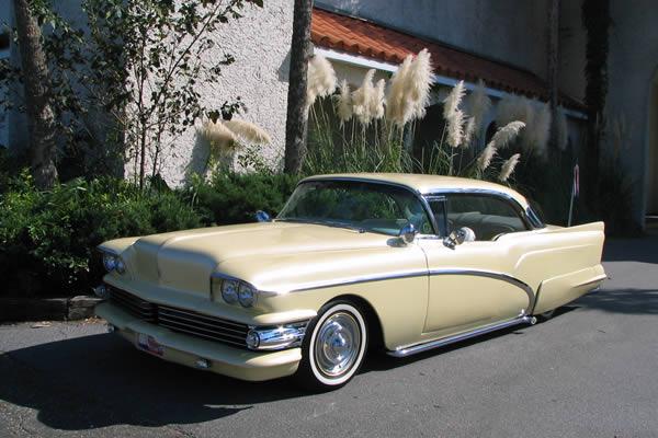 Buick 1958 custom & mild custom 2711
