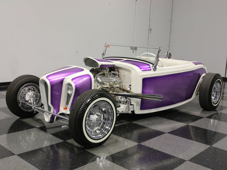 The Liberace - 1932 Ford Roadster - Craig Smith 28853710