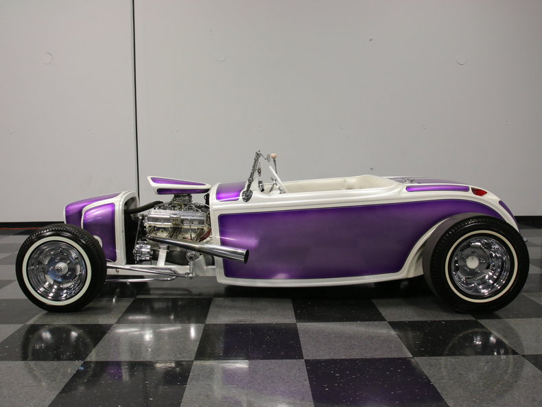 The Liberace - 1932 Ford Roadster - Craig Smith 28853810