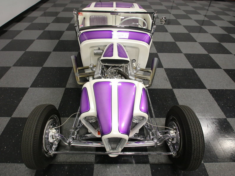 The Liberace - 1932 Ford Roadster - Craig Smith 28854210