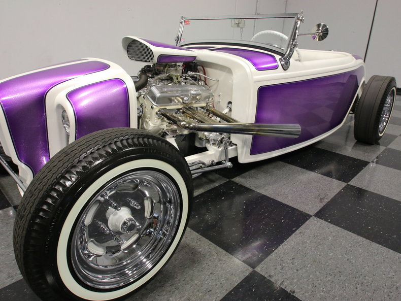 The Liberace - 1932 Ford Roadster - Craig Smith 28854510