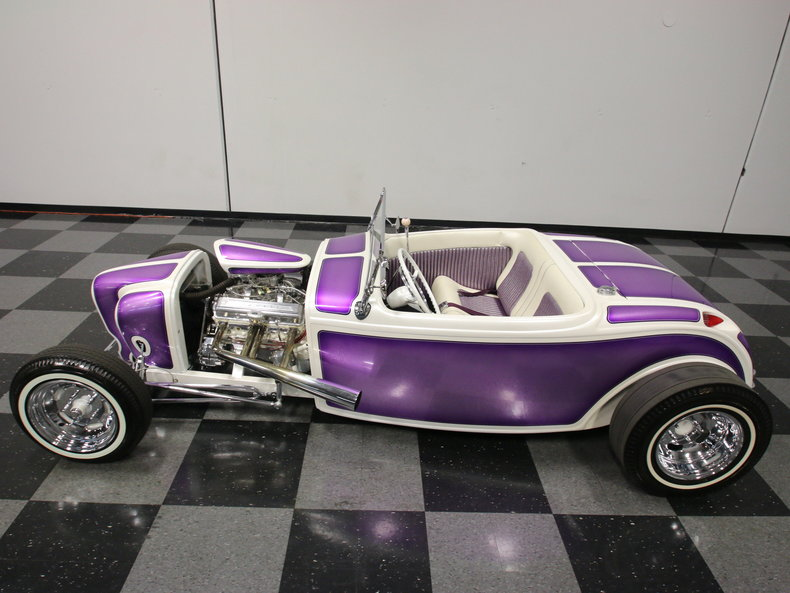 The Liberace - 1932 Ford Roadster - Craig Smith 28854810