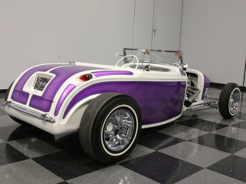 The Liberace - 1932 Ford Roadster - Craig Smith 28855210