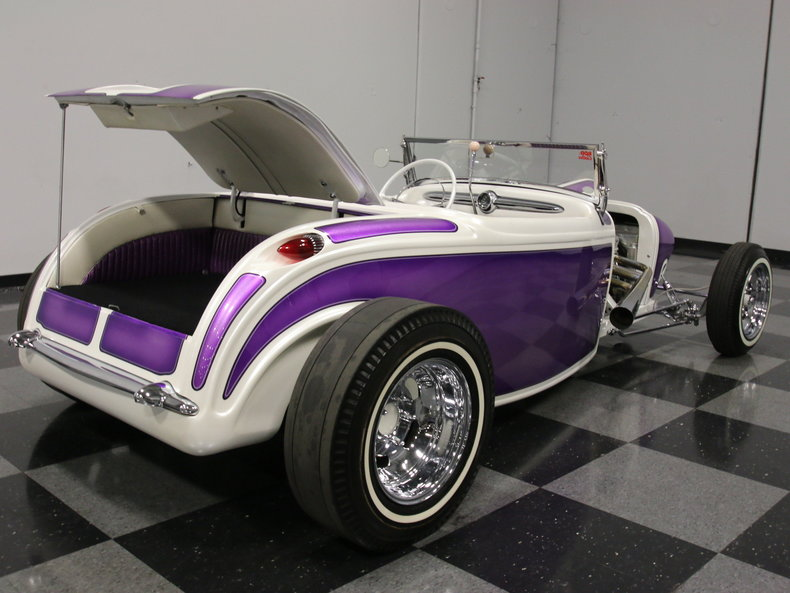 The Liberace - 1932 Ford Roadster - Craig Smith 28855310