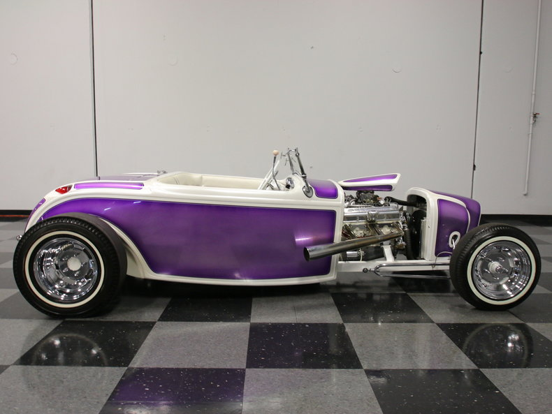 The Liberace - 1932 Ford Roadster - Craig Smith 28856110