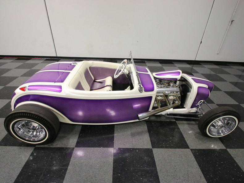 The Liberace - 1932 Ford Roadster - Craig Smith 28856210