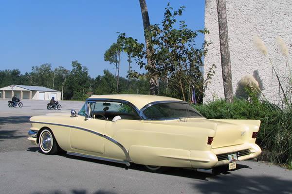 Buick 1958 custom & mild custom 2911