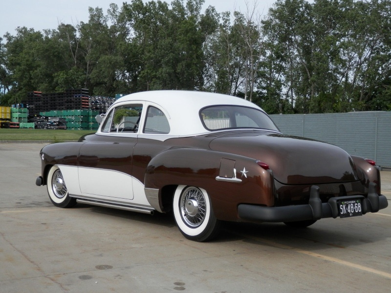 Chevy 1949 - 1952 customs & mild customs galerie - Page 19 3100
