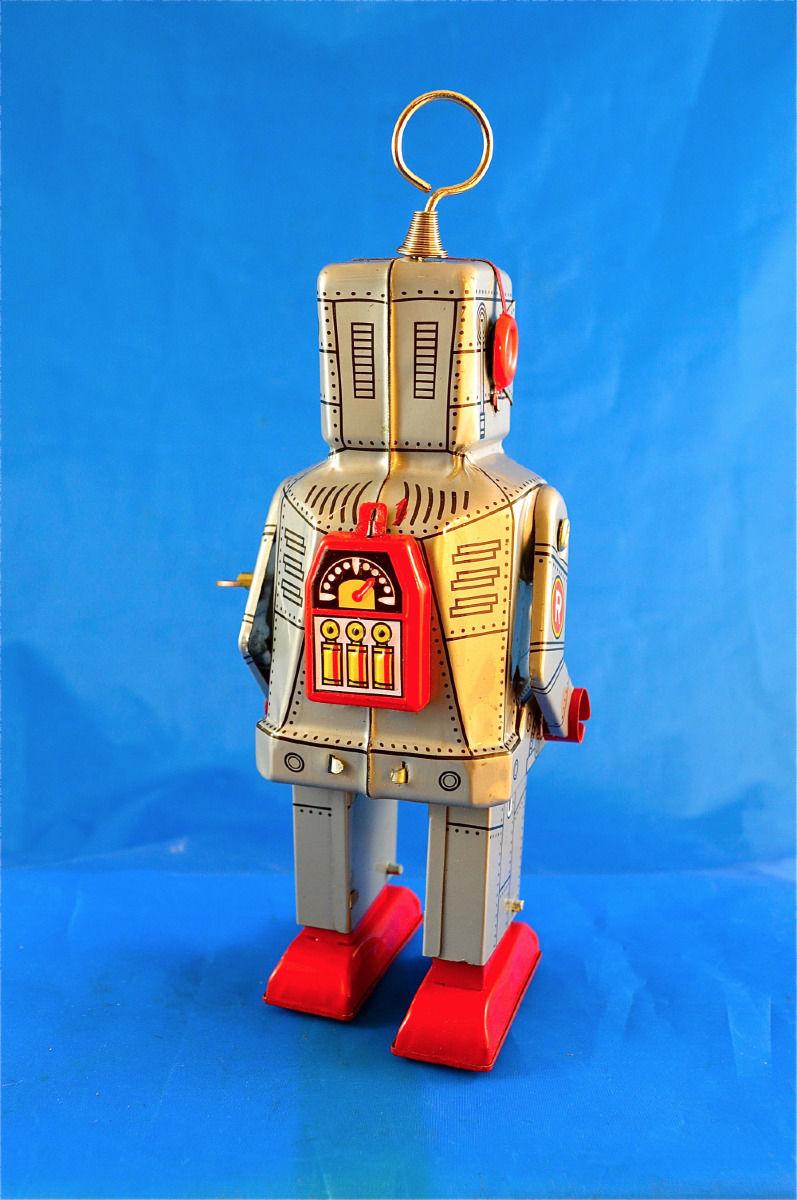 Robots jouets vintages - vintage robot toys 3155