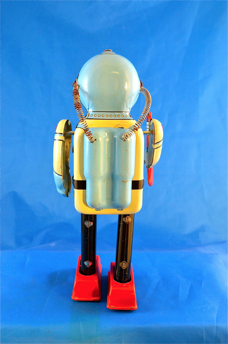 Robots jouets vintages - vintage robot toys 3156