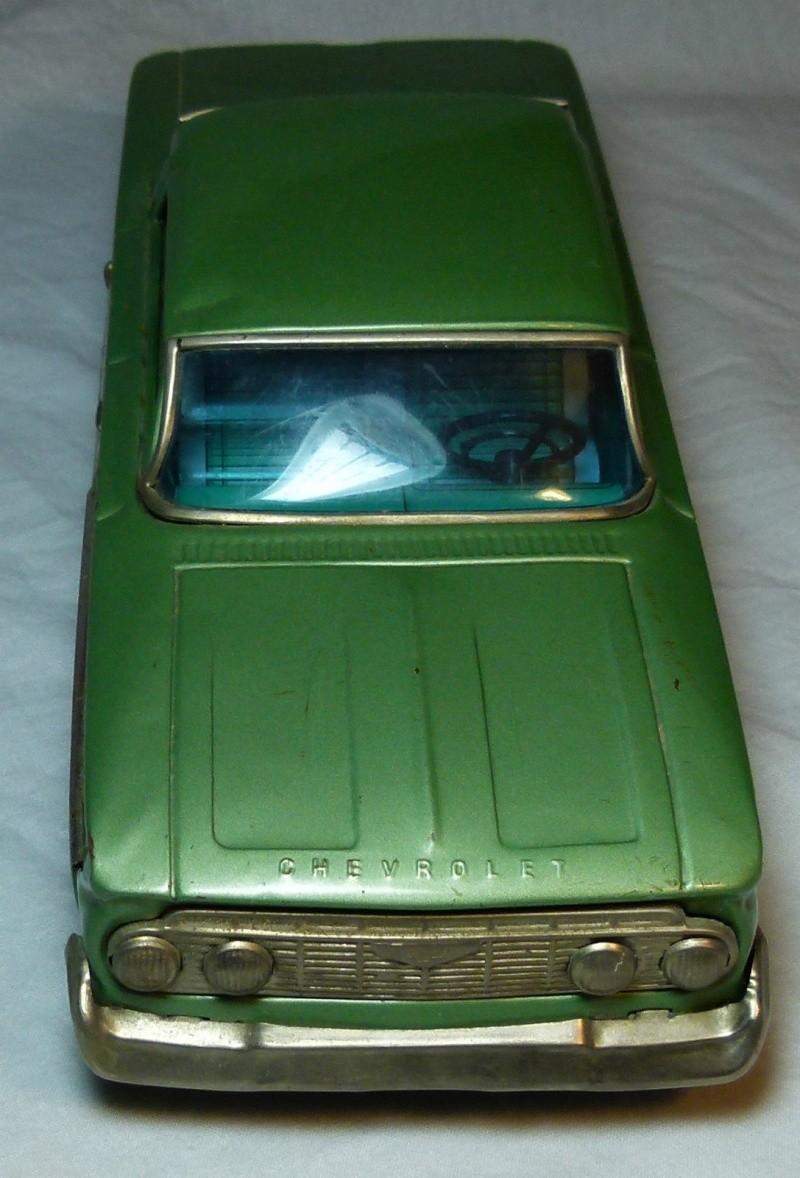 us car -  tôle - Tin Toys -  1950's & 1960's - Page 3 3163