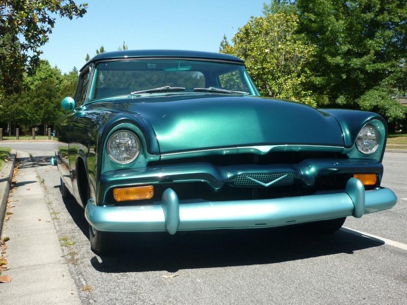 Plymouth & Desoto diplomat 1955 - 1956 custom & mild custom - Page 2 3166