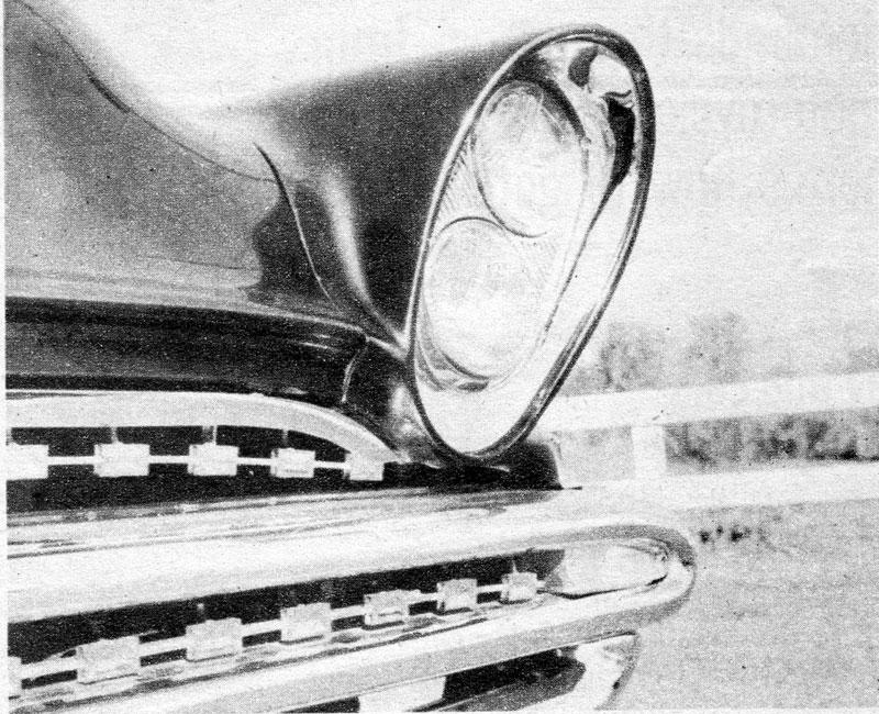 1954 Oldsmobile - The Comet - Anthony Abato 3206