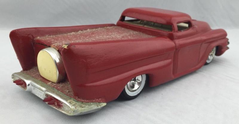 Vintage built automobile model kit survivor - Hot rod et Custom car maquettes montées anciennes - Page 2 3222