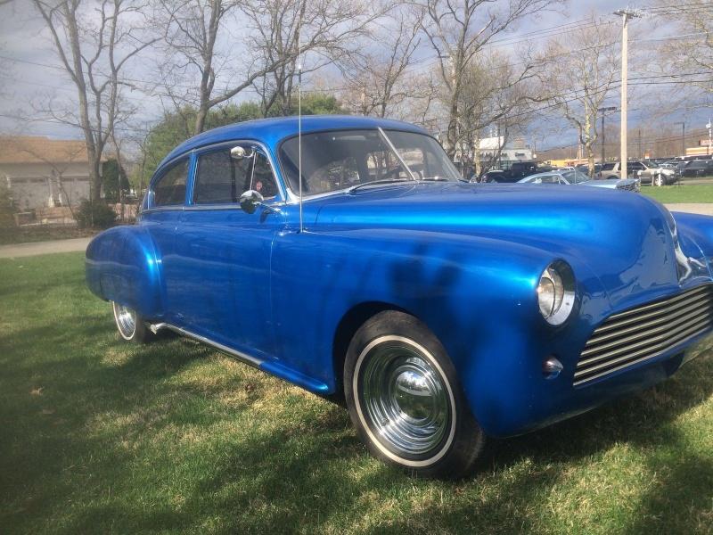 Oldsmobile 1948 - 1954 custom & mild custom - Page 6 329