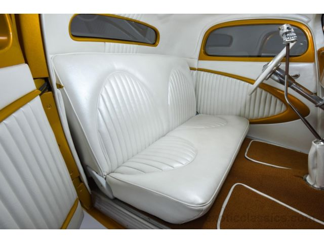 1933 Ford Custom Hot Rod - Screamin' Kat - Rick Dore 339