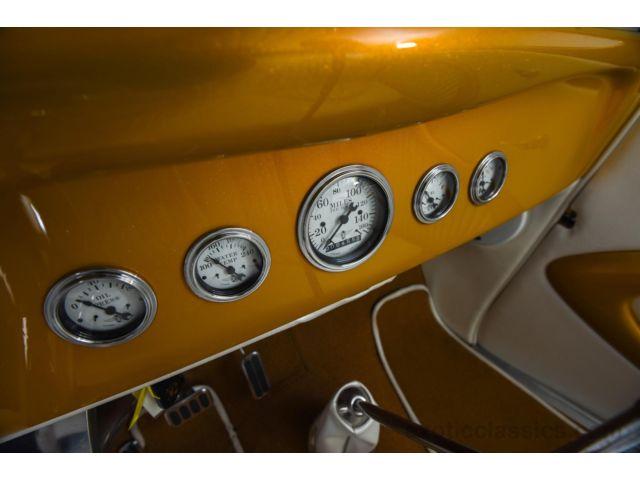1933 Ford Custom Hot Rod - Screamin' Kat - Rick Dore 340