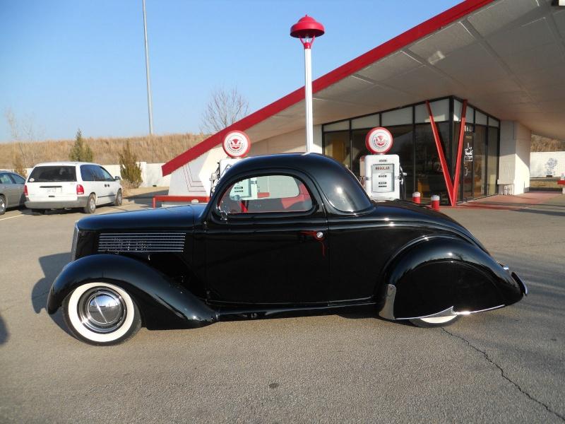 Ford 1935 - 38 custom & mild custom - Page 4 341