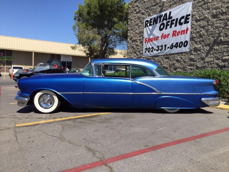 Oldsmobile 1955 - 1956 - 1957 custom & mild custom - Page 4 362