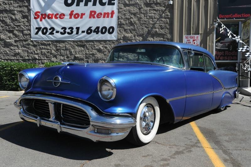 Oldsmobile 1955 - 1956 - 1957 custom & mild custom - Page 4 363