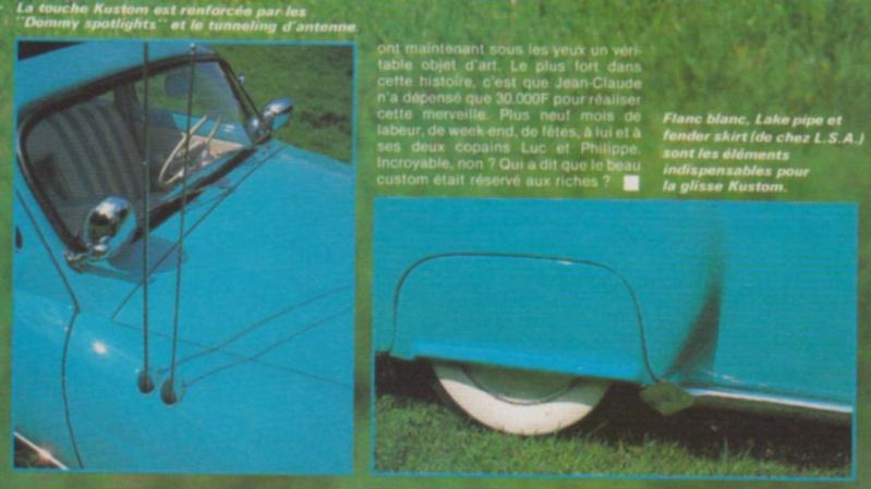 1954 Renault Fregate - Menth' A Low 368