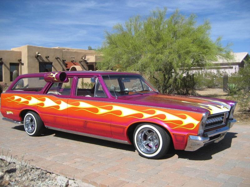 Pontiac 1963 - 1967 custom & mild custom 393