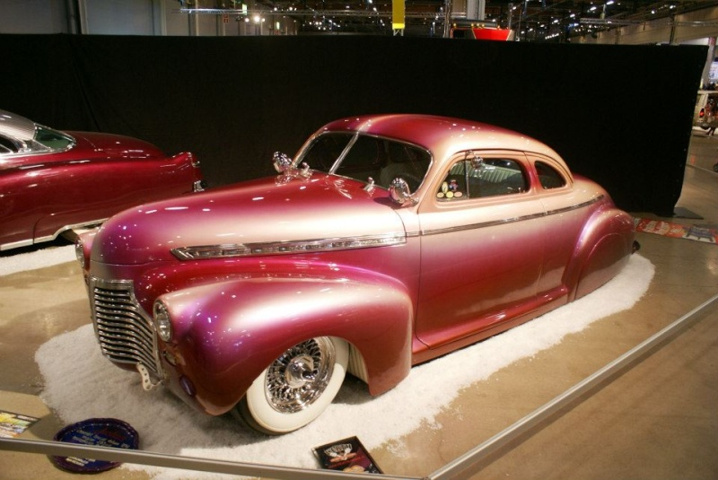 Chevy 1940 - 45 custom & mild custom 39446110
