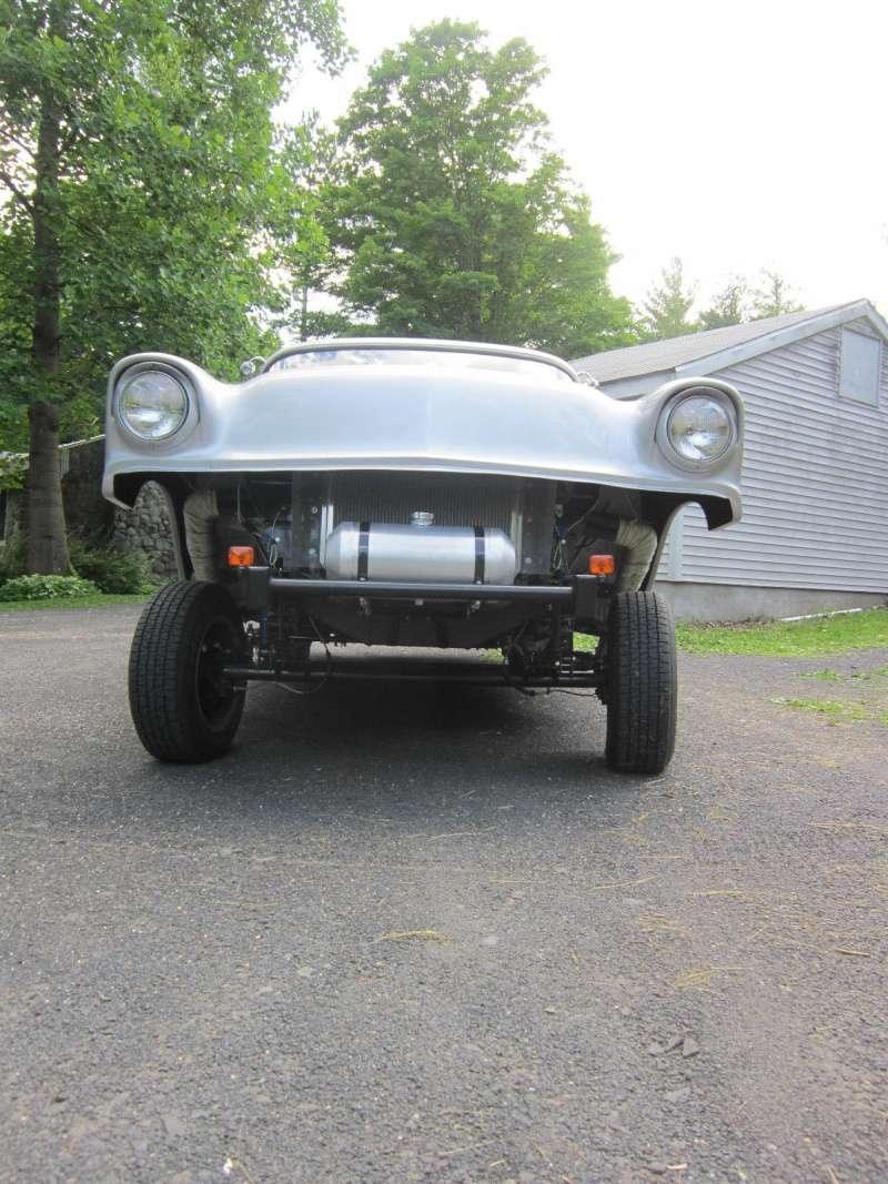 1956 Chevy Gasser 399