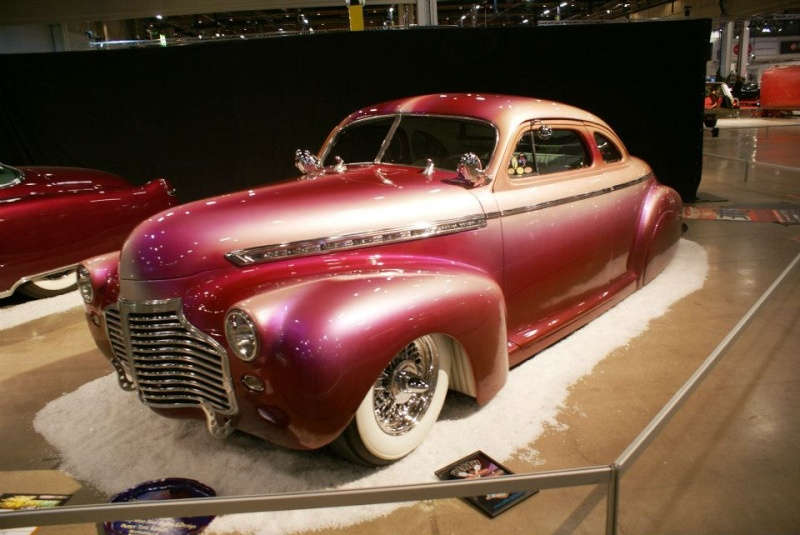 Chevy 1940 - 45 custom & mild custom 39904510
