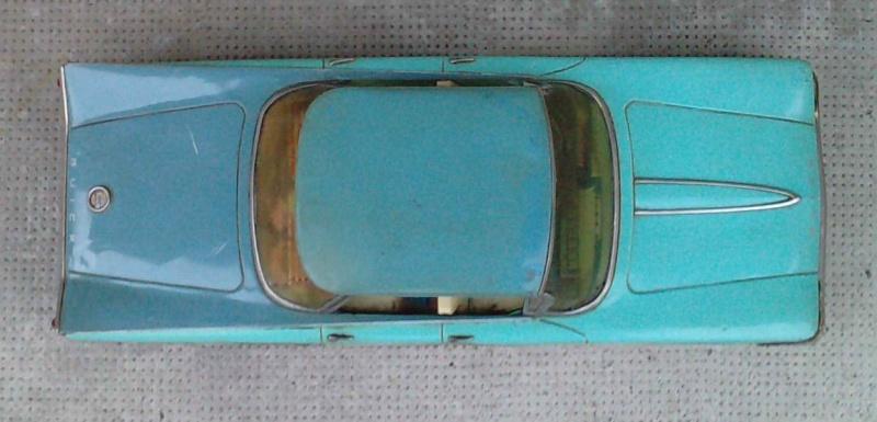 us car -  tôle - Tin Toys -  1950's & 1960's - Page 3 4122