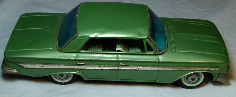 us car -  tôle - Tin Toys -  1950's & 1960's - Page 3 4141