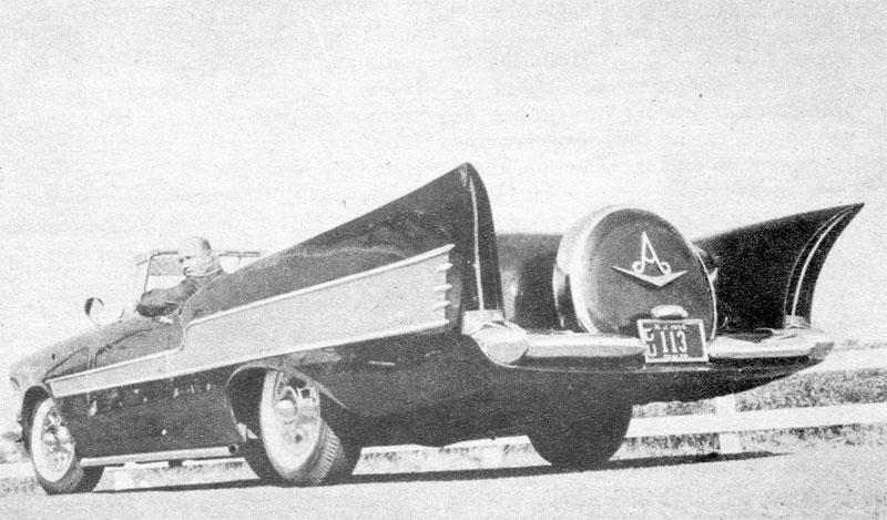 1954 Oldsmobile - The Comet - Anthony Abato 4176