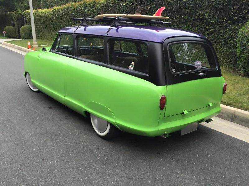 Nash et Rambler custom and mild custom 4178