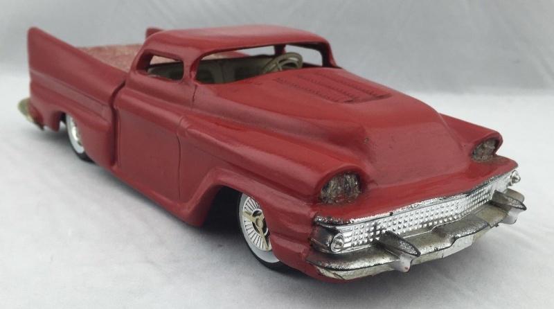 Vintage built automobile model kit survivor - Hot rod et Custom car maquettes montées anciennes - Page 2 4191