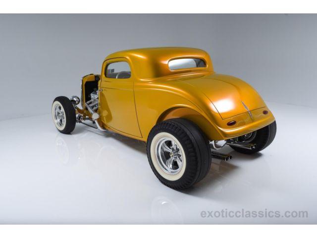 1933 Ford Custom Hot Rod - Screamin' Kat - Rick Dore 430