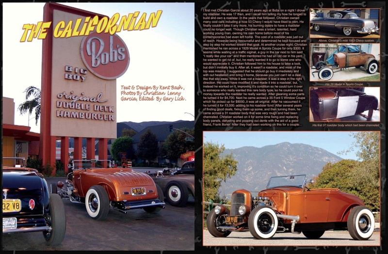 Ford 1931 Hot rod - Page 5 440