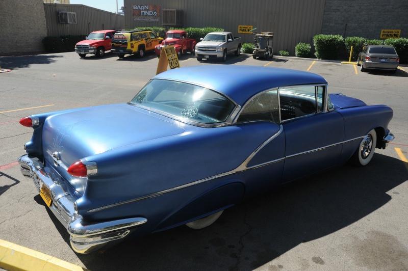 Oldsmobile 1955 - 1956 - 1957 custom & mild custom - Page 4 452