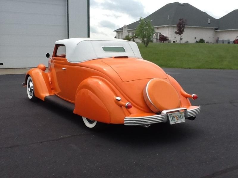 Ford 1935 - 38 custom & mild custom - Page 4 461