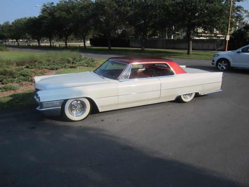Cadillac 1961 - 1968 Custom & mild custom - Page 4 479