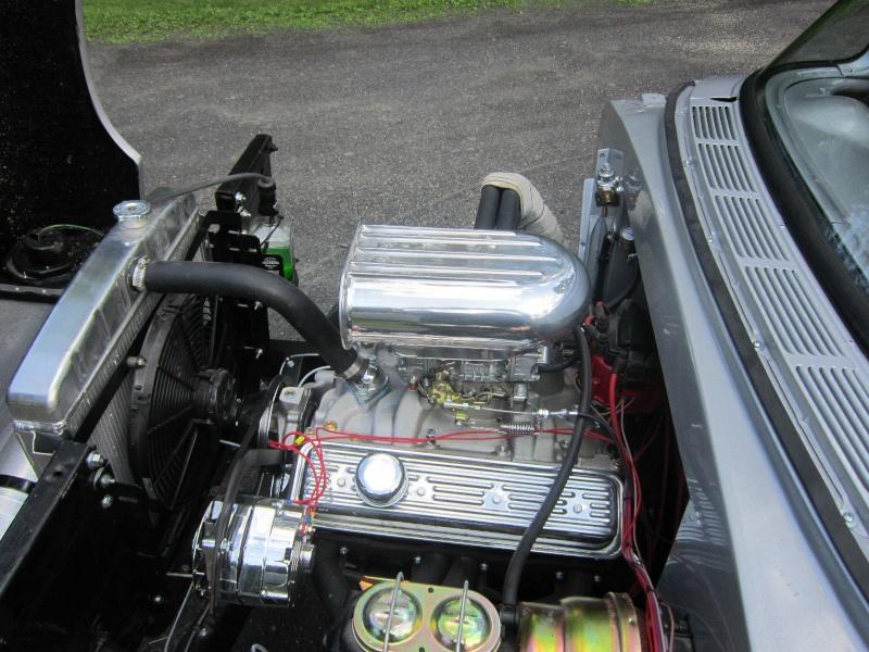 1956 Chevy Gasser 487