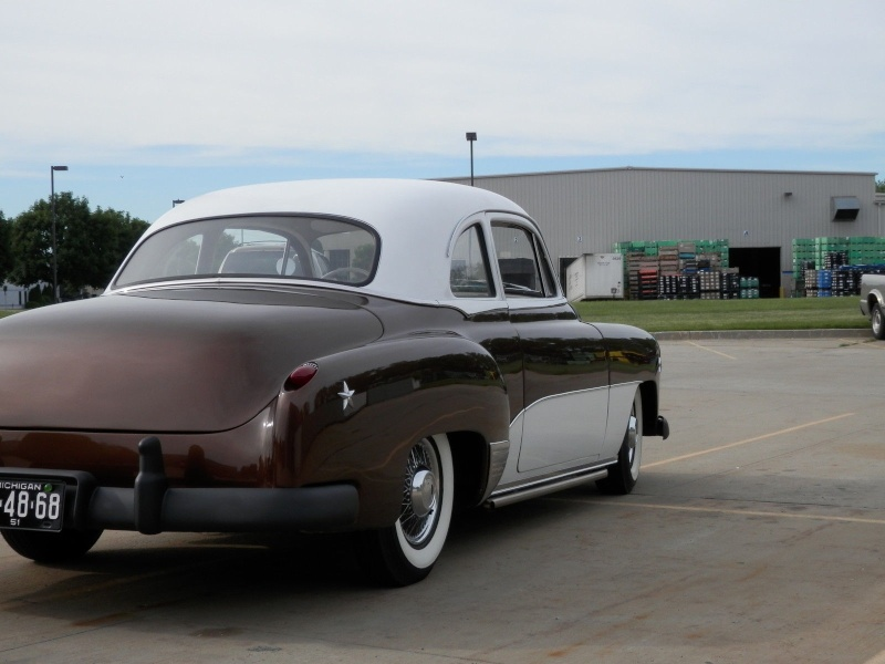 Chevy 1949 - 1952 customs & mild customs galerie - Page 19 488