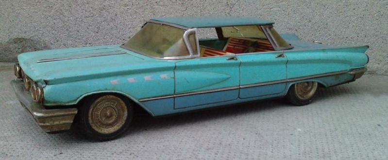 us car -  tôle - Tin Toys -  1950's & 1960's - Page 3 5114